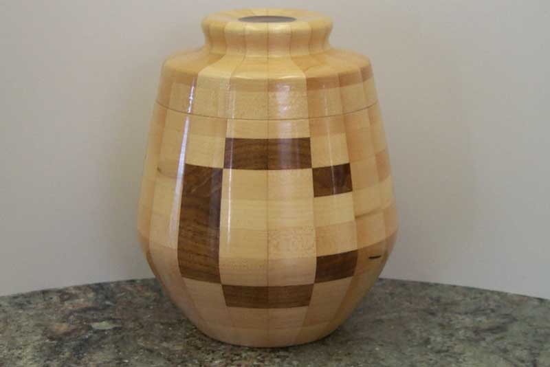 Segmented Cookie Jar