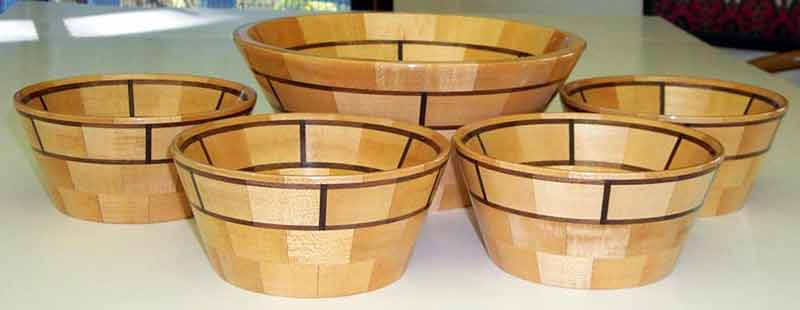 10 in. Segmented Salad Bowl