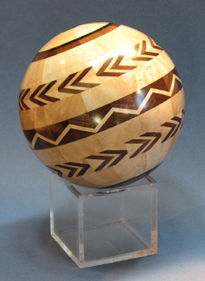 Jupiter - Segmented Sphere