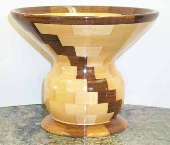 Segmented Spittoon